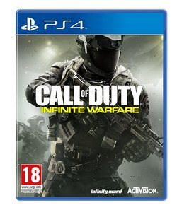 Call of Duty: Infinite Warfare - Import (AT) D1 Vers. PS4