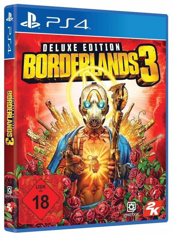 Bor­der­lands 3 Deluxe Edition Play­Sta­ti­on 4 PS4