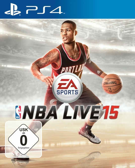NBA Live 15 - Play­sta­ti­on PS4 - deutsch - Neu / OVP